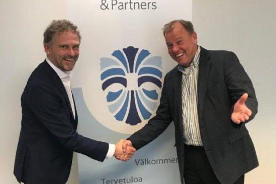 Ook Herenvest Groep kiest voor Söderberg & Partners