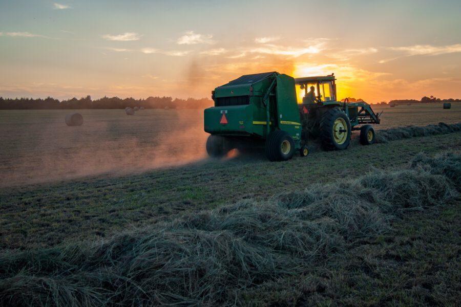 Kentekenplicht voor landbouwvoertuigen